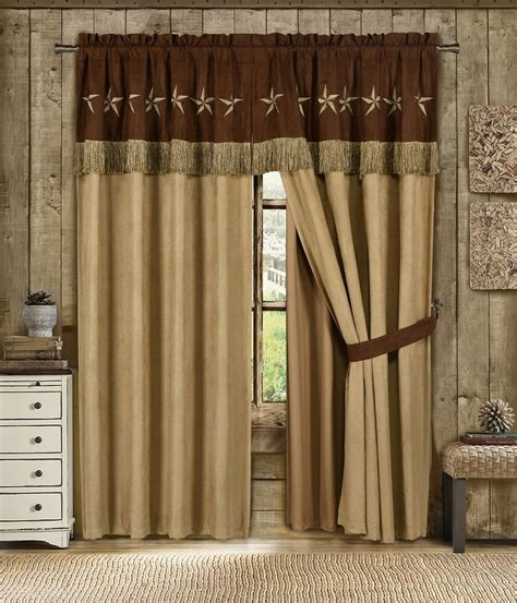 a drape chezmoi collection 4pc microsuede embroidered western