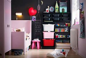 chambre d39enfant trucs et astuces pour un rangement With astuce de rangement chambre