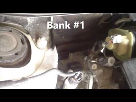 toyota rav  bank   bank  oxygen sensors youtube