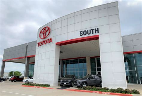 dealership    south toyota