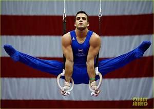 U.S. Men's Gymnastics Team 2016 - Meet the Olympic Hotties ...