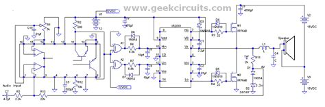 Class Amp Using Converter Chip Geek