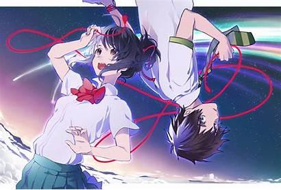 Kimi Wa Na Anime Mitsuha Taki Wallpapers