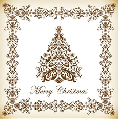 christmas tree clip art vector images  vector