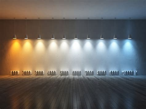 how to choose the right led color temperature mission
