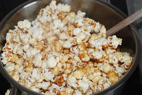 perfektes popcorn suess von letzing chefkochde