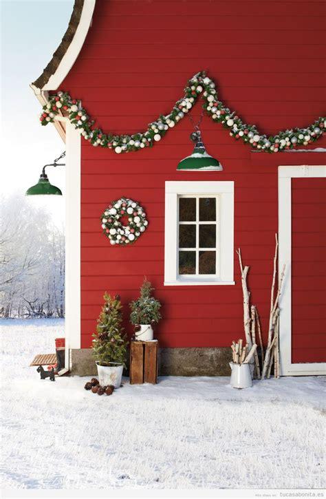 navidad tu casa bonita ideas  decorar pisos modernos