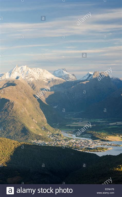 Andalsnes Norway Stock Photos And Andalsnes Norway Stock