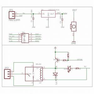 Esp8266 Wireless Module Dht11 Temperature Humidity Module