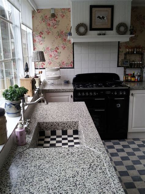 hot trend  terrazzo design  decor ideas digsdigs