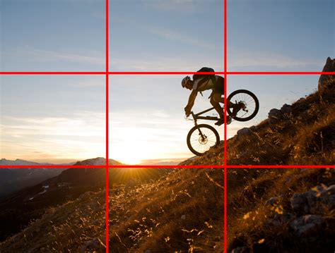 what is the rule of thirds the rule of thirds