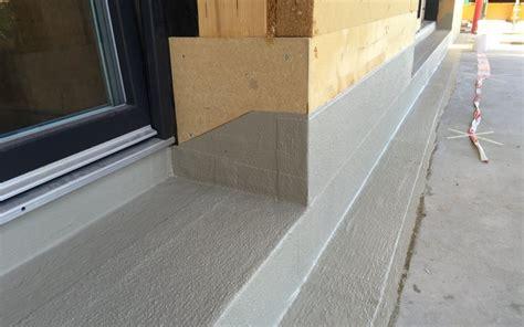 Holz Auf Beton by Abdichtung Holz Beton