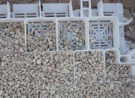 dalle de stabilisation gravier pehd et sol les dalles avec graviers poly 233 thyl 232 ne pour
