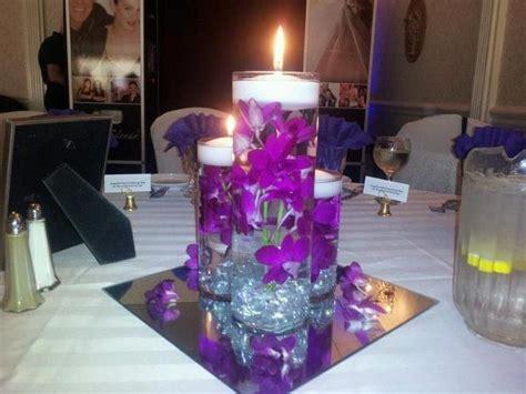 Best 25+ Purple Wedding Centerpieces Ideas On Pinterest