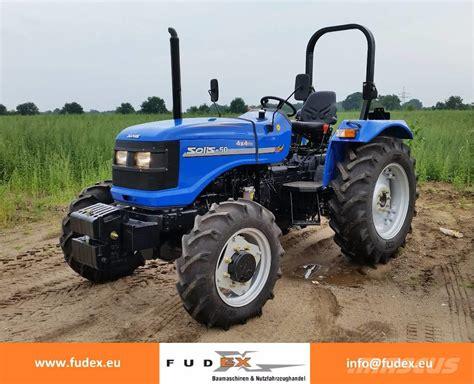 traktor mit frontlader kaufen solis 50 traktor schlepper mitsubishi new gebrauchte traktoren gebraucht kaufen und