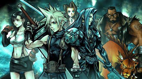 Final Fantasy 7 Remake Wallpaper Final Fantasy 7 In 7 Minutes Youtube