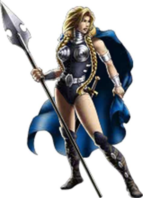 valkyrie marvel avengers alliance wiki fandom powered