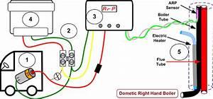 Dometic Control Board Wiring Diagram