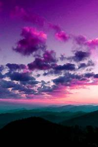 Best 25+ Purple sky ideas on Pinterest | Purple sunset ...