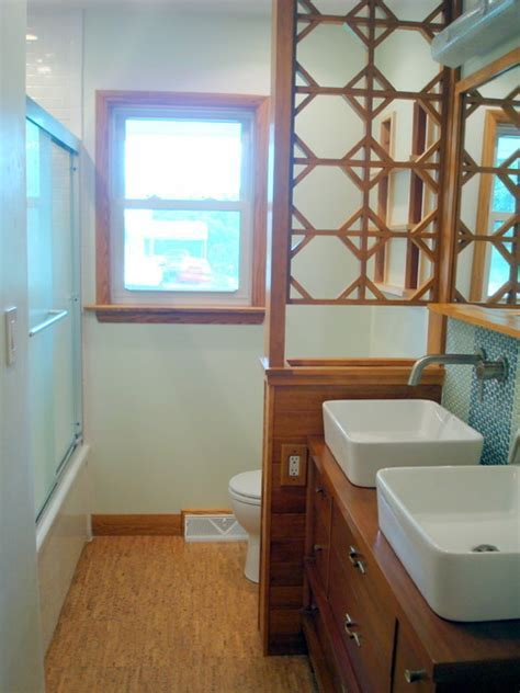 Mid Century Ranch Bathroom Remodel   Modern   Bathroom
