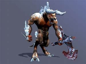 Image - Erebus Minotaur in God of War II.jpg - Mythology Wiki