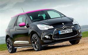 Citroen Ds 3 : citroen ds3 pink edition is for the ladies autoevolution ~ Gottalentnigeria.com Avis de Voitures