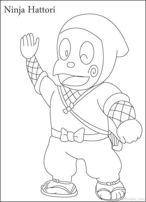 How To Draw Ninja Hattori Wikihow
