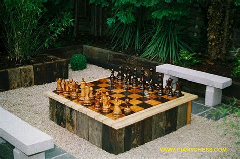 outdoor chess table house furniture decoration 1290
