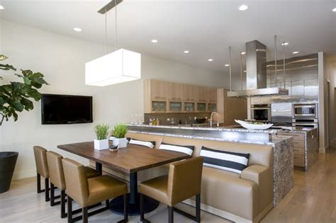 deerfield residence  contemporary kitchen chicago