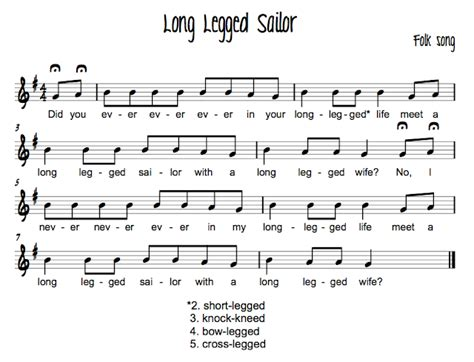 Download and print in pdf or midi free sheet music for mary had a little lamb by misc traditional arranged by jeffree white for piano (solo). Recorder Songs GAB - TECHNOLOGI INFORMATION