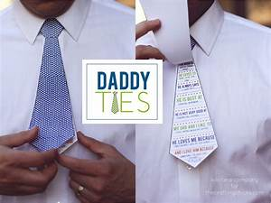 Daddy Ties free Father's Day printable - The Crafting Chicks