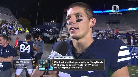 Craig Bills On Byutv Sports On The Byu Defense Against