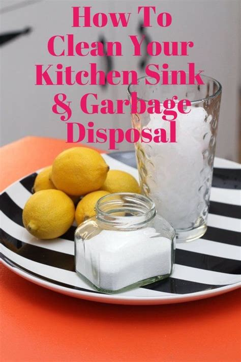 how to clean kitchen sink disposal how to clean your kitchen sink disposal cleaning