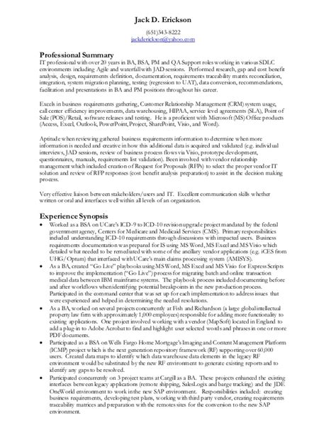 General Resume Professional Summary by Jackderickson Resume 120214 General