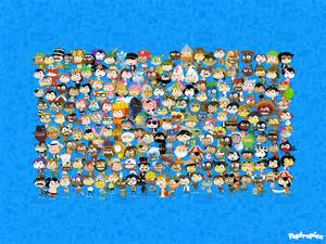 All Poptropica Characters