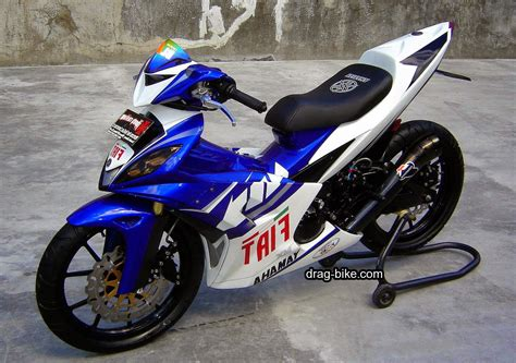 Gambar Modifikasi Jupiter Mx by Foto Gambar Modifikasi Motor Yamaha Jupiter Mx Tilan