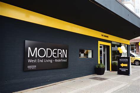 modern exterior  day printing sameday printing