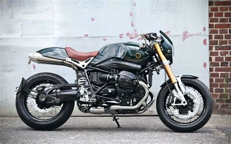Bmw R Nine T Roadster r scrambler r nine t roadster by hanse qustom bmw r