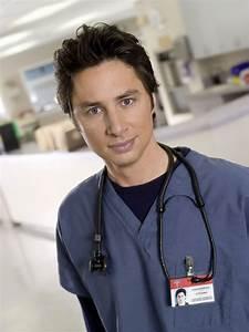 TV's Hottest Doctors: Dr John Dorian (Zach Braff), Scrubs