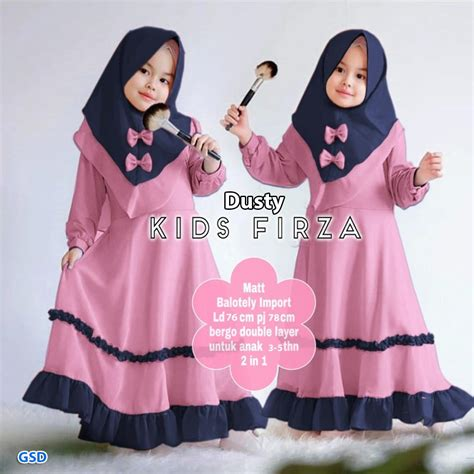 pakaian fashion anak perempuan lazadacoid