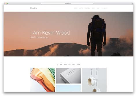 photography website templates  colorlib