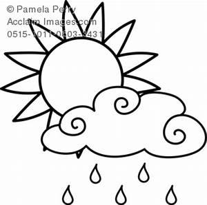Rain Clouds Clipart Black And White | Clipart Panda - Free ...