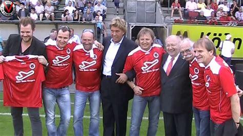 Juli startet die saison in der 3. FC Viktoria Köln 1904 e.V. - Saisoneröffnung - YouTube