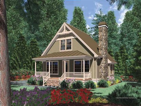 2 Bedroom Cottage Plans by Cottage House Plans With Porches Cottage Cabin House Plans