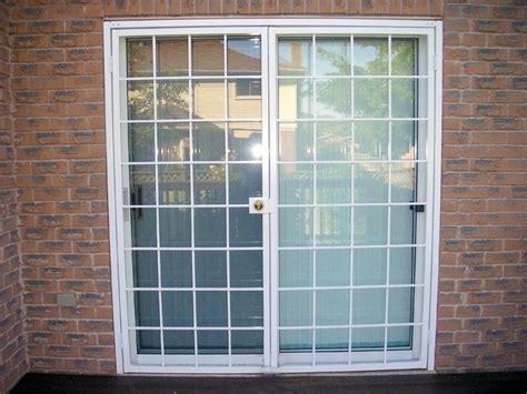 patio door white 9x9