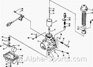 35 Arctic Cat Snowmobile Parts Diagram