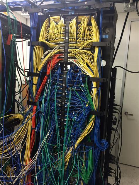 fiberplus cleans data center rack  iron bow  mortgage bankers association fiberplus