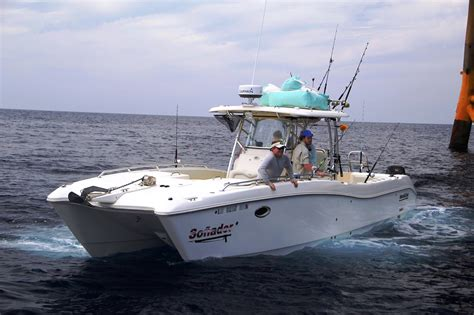 World Cat Boat Trader by World Cat 33te For Sale Louisiana The Hull