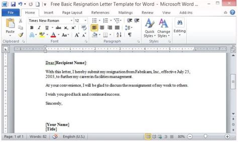 Free Basic Resignation Letter Template For Word. Federal Employee Christmas Eve Messages. Online Job For High School Graduate Template. Job Description Of Medical Office Assistant Template. Microsoft Excel Resume Template. Yearly Physical Exam Form. Salary Negotiation Counter Offer Template. Probate Spreadsheet. Pay Off Calculator For Credit Card Template