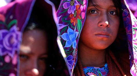 Pope Denounces Systemic Exclusion Of Mexicos Indigenous